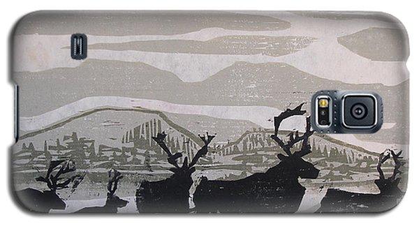 Caribou Yukon Territory  Galaxy S5 Case