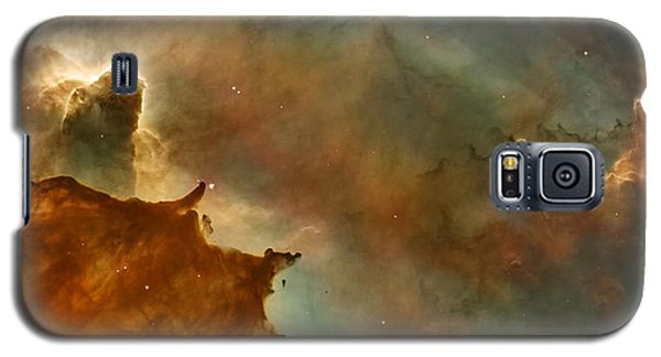 Carina Nebula Details -  Great Clouds Galaxy S5 Case