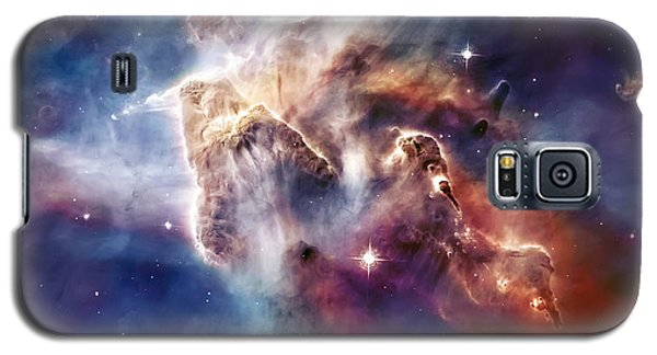 Carina Nebula Pillar Galaxy S5 Case