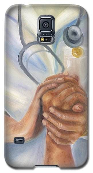Caring A Tradition Of Nursing Galaxy S5 Case