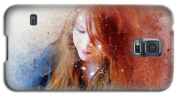 Carley 4-a Galaxy S5 Case
