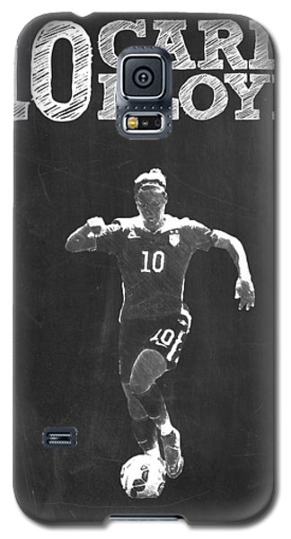Carli Lloyd Galaxy S5 Case by Semih Yurdabak
