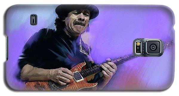 Carlos Santana Pura Vida Galaxy S5 Case