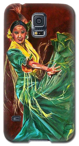 Carlota Galaxy S5 Case