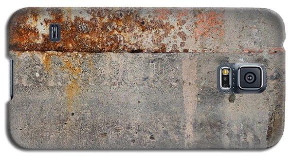 Carlton 16 Concrete Mortar And Rust Galaxy S5 Case
