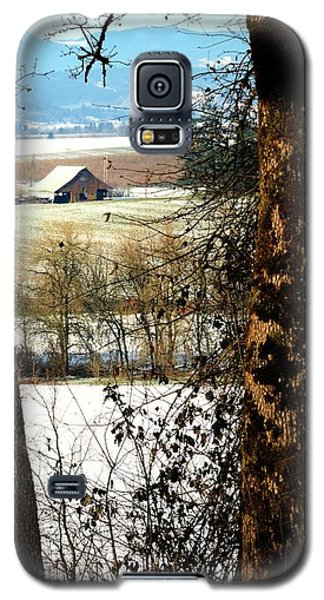 Carlton Barn Galaxy S5 Case by Jerry Sodorff