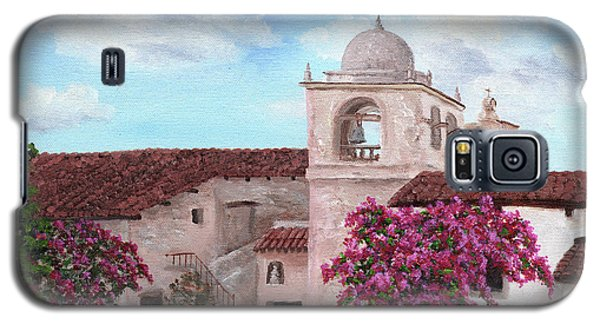 Carmel Mission In Spring Galaxy S5 Case