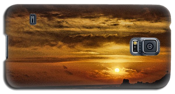 Carmel Sunset Galaxy S5 Case