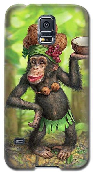 Carmen Coconuts Galaxy S5 Case