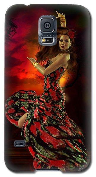 Carmen Galaxy S5 Case