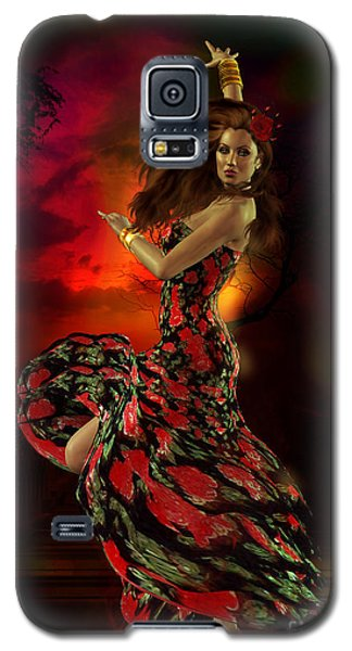 Carmen Galaxy S5 Case by Shanina Conway