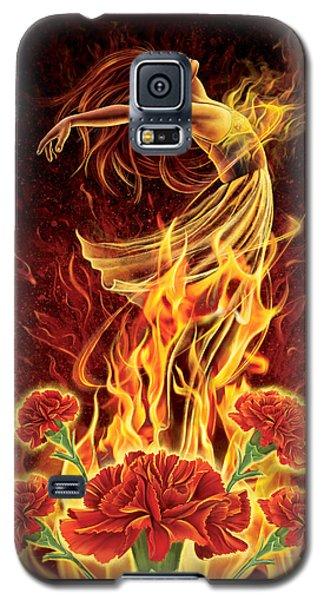 Carnation - Rebirth Galaxy S5 Case