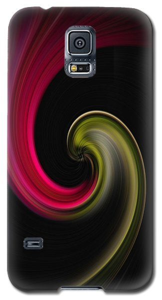 Carnation Twirl Galaxy S5 Case