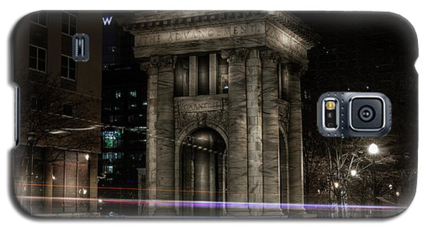 Carnegie Monument Galaxy S5 Case