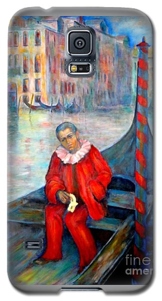Carnaval In Venice Galaxy S5 Case