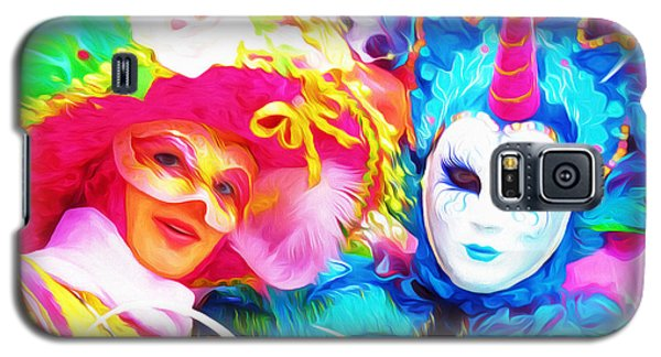 Carnevale Two Galaxy S5 Case