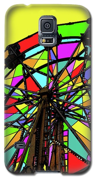 Carnival Colors 2 Galaxy S5 Case