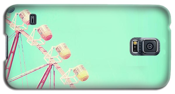 Galaxy S5 Case featuring the photograph Carnival by Delphimages Photo Creations