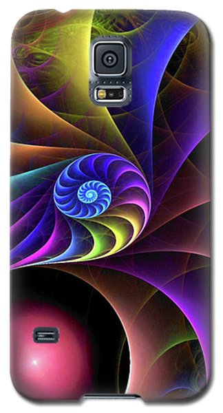 Carnival Galaxy S5 Case by Kathy Kelly