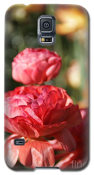 Carnival Of Flowers 01 Galaxy S5 Case