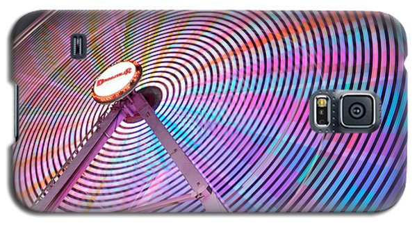 Carnival Spectacle Galaxy S5 Case