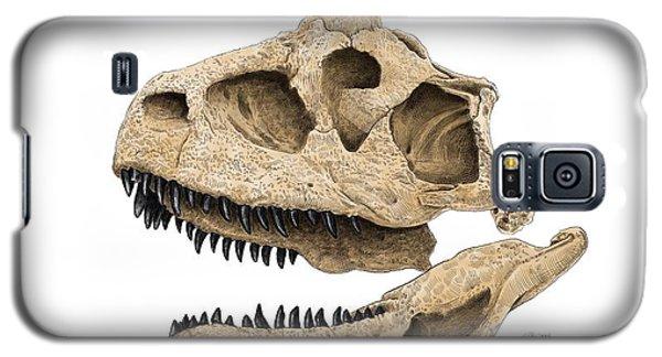 Carnotaurus Skull Galaxy S5 Case