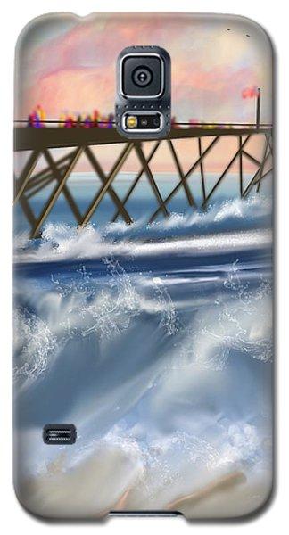Carolina Beach Galaxy S5 Case