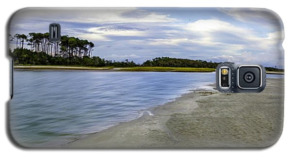 Carolina Inlet At Low Tide Galaxy S5 Case