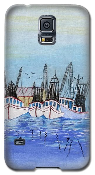 Carolina Shrimpers Galaxy S5 Case