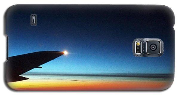 Carolina Sunrise Galaxy S5 Case