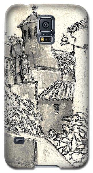 Caromb Village In Provence Galaxy S5 Case by Martin Stankewitz