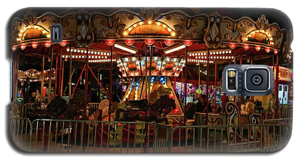 Carousel At Night 2017 2 Galaxy S5 Case