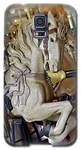Carousel Belle Galaxy S5 Case by Melanie Alexandra Price