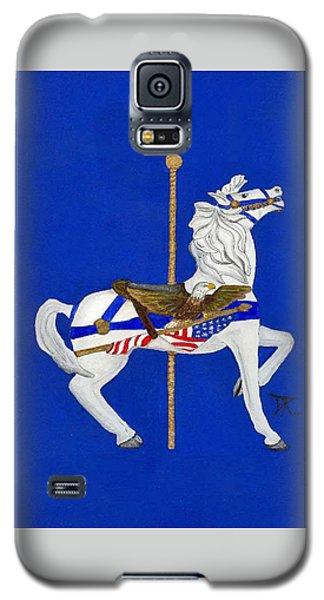 Carousel Horse #1 Galaxy S5 Case