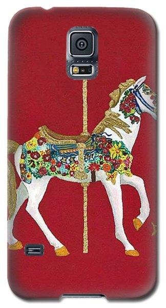 Carousel Horse #2 Galaxy S5 Case