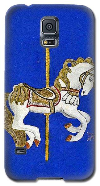 Carousel Horse #3 Galaxy S5 Case