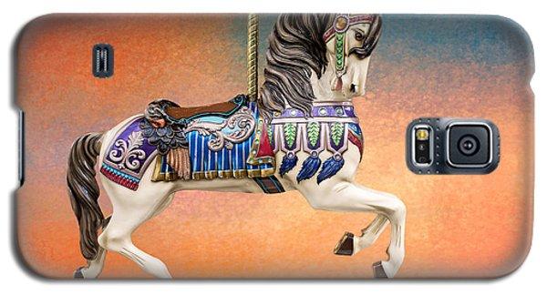 Carousel Sunset Galaxy S5 Case