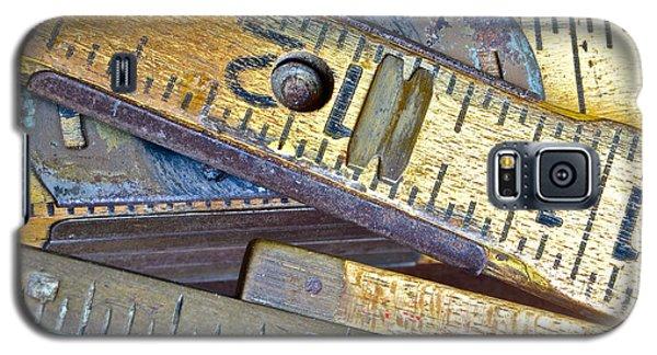 Carpenter's Rule Galaxy S5 Case by Bill Owen