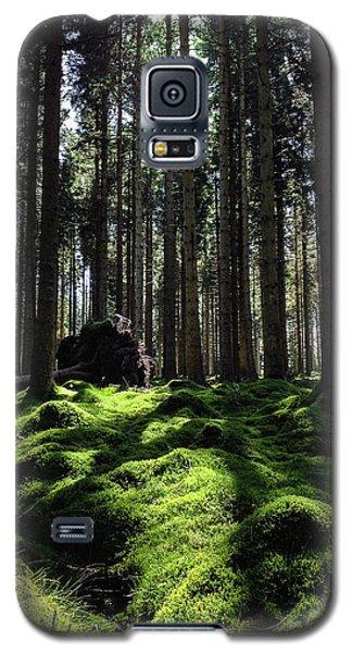 Carpet Of Verdacy Galaxy S5 Case