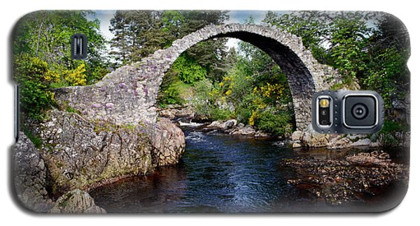 Carr Bridge Scotland Galaxy S5 Case