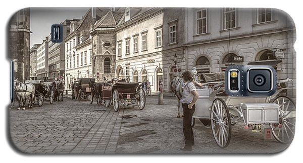 Carriages Back To Stephanplatz Galaxy S5 Case