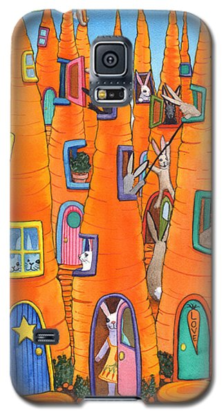 Carrot Condos Galaxy S5 Case