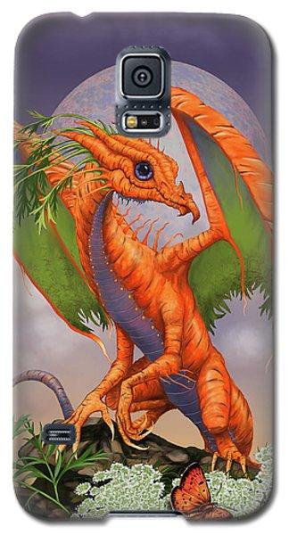 Carrot Dragon Galaxy S5 Case by Stanley Morrison