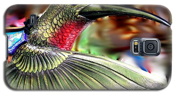 Carrousel Hummingbird Galaxy S5 Case