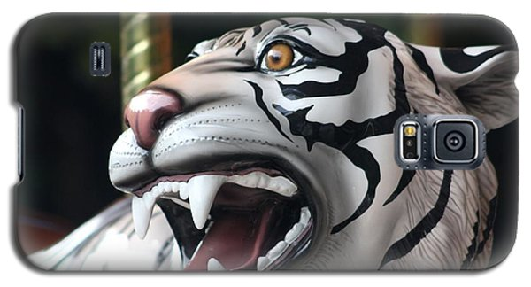 Carrousel Tiger Galaxy S5 Case