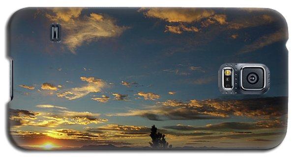 Galaxy S5 Case featuring the photograph Carry On Sunrise by DeeLon Merritt