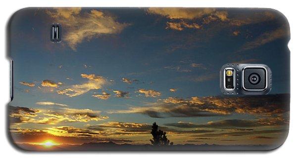 Carry On Sunrise Galaxy S5 Case by DeeLon Merritt