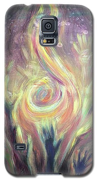 Carry The Fire Galaxy S5 Case