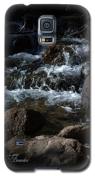 Galaxy S5 Case featuring the photograph Carson River by Lynn Bawden