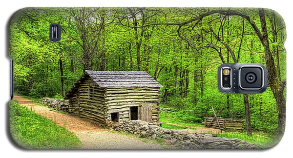 Carter Farm Barn Galaxy S5 Case